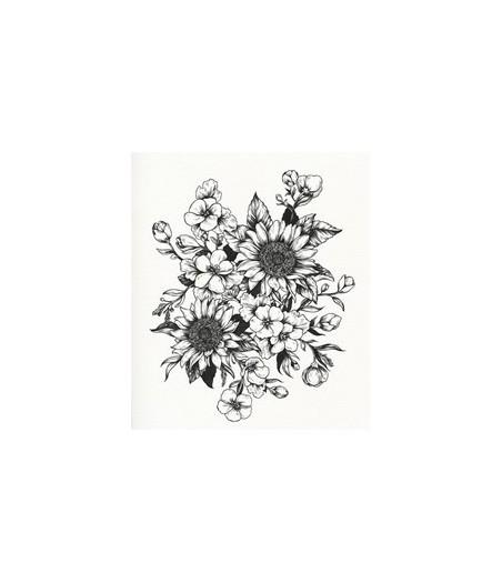 Elige sus flores