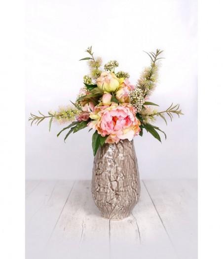 Artificial Bouquet wild vase