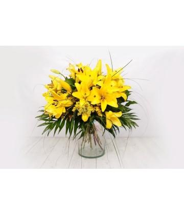 Bouquet lillium