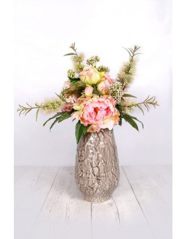 Artificial Bouquet wild vase